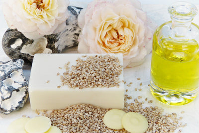 How to Make Natural Essential Oil Body Wash