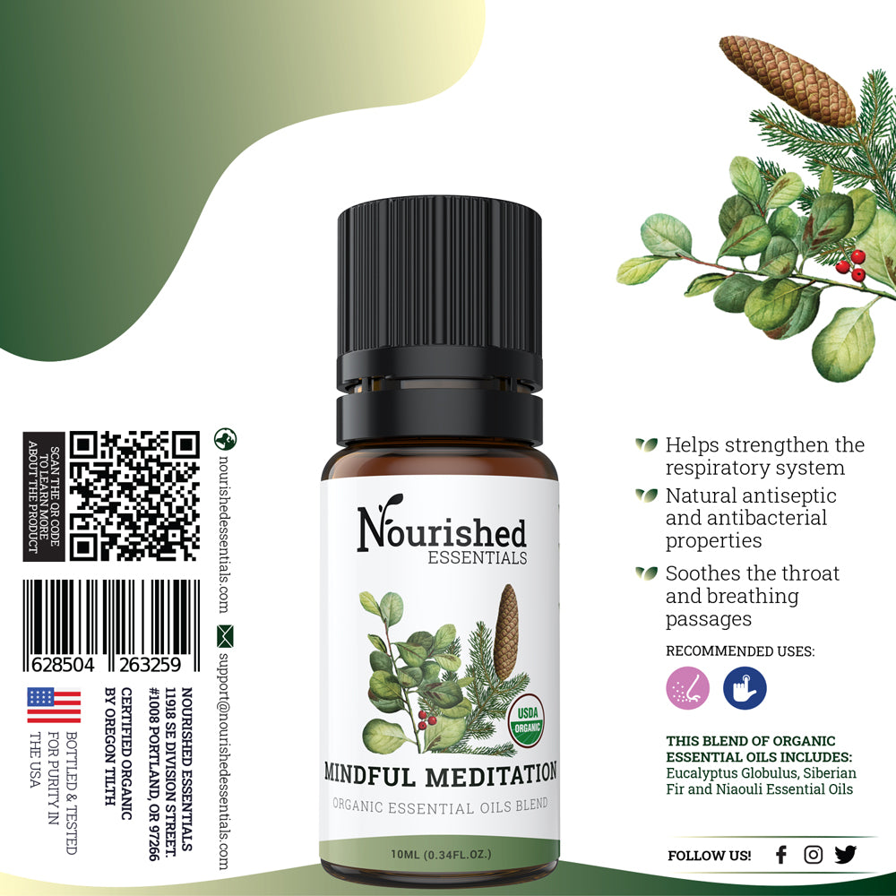Mindful Meditation Essential Oil