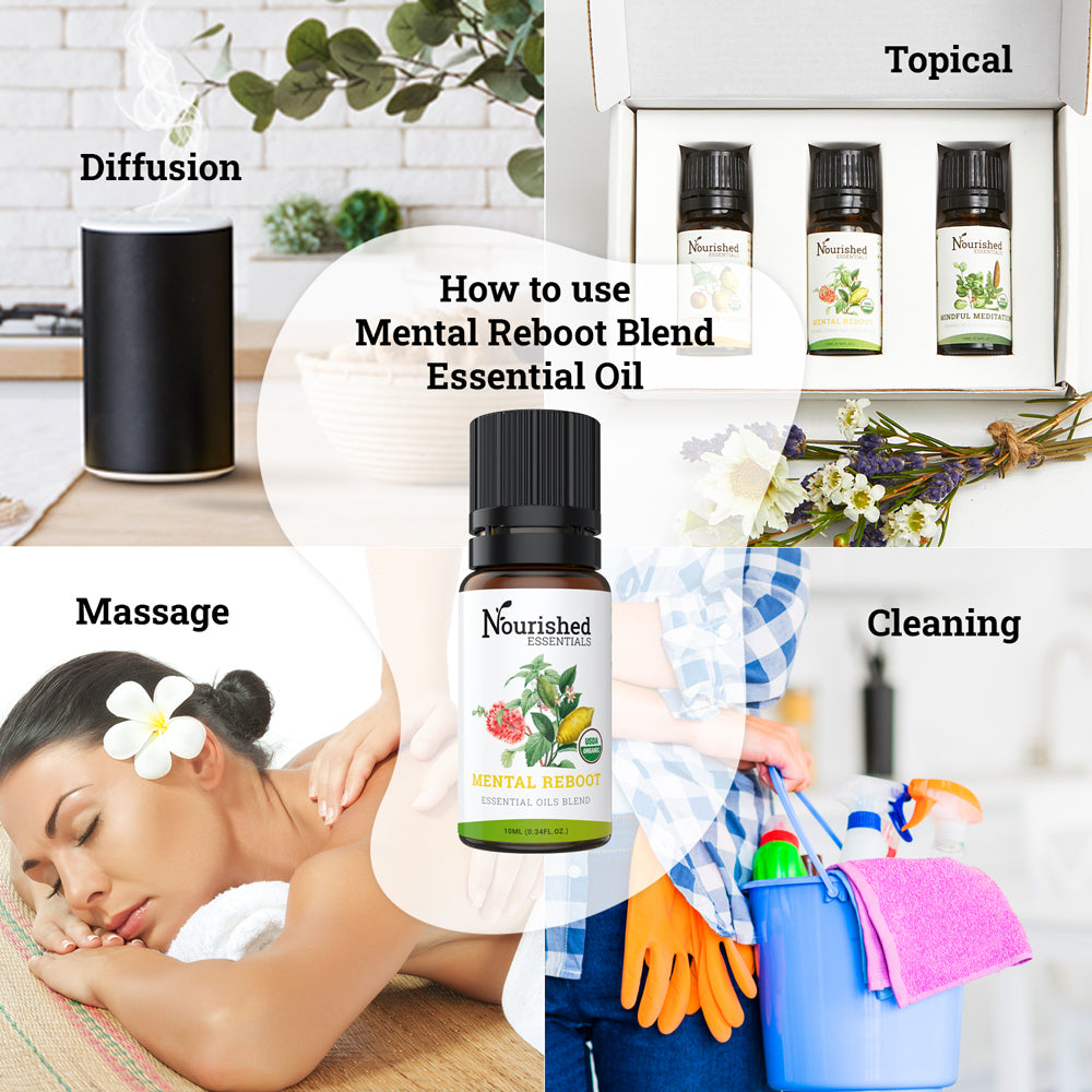 Mental Reboot Essential Oil