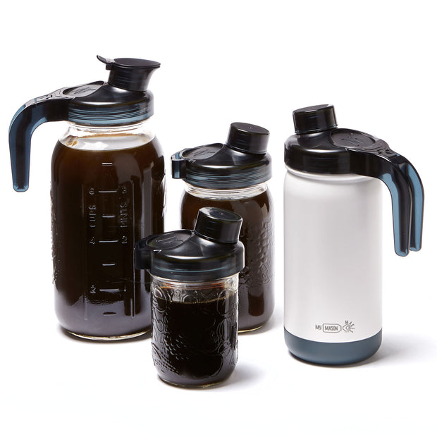 My Mason Makes...Cold Brew Coffee Kit