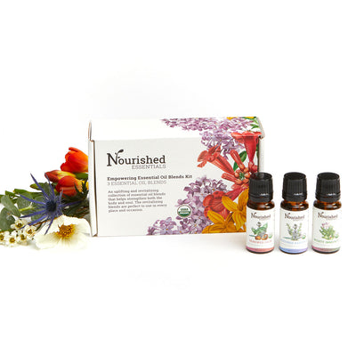 Empowering Essential Oil Blend Kit - 3 Pack
