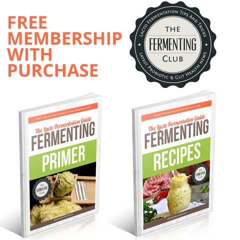 The Easy Fermenter Wide Mouth Fermenting Lids - 4 Pack(Pump Not Included)