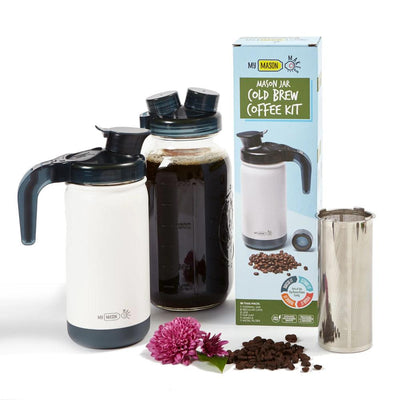 My Mason Makes... Cold Brew Coffee Kit