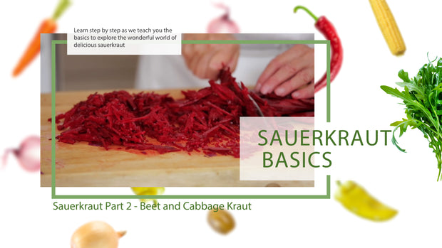 Learn To Make Sauerkraut