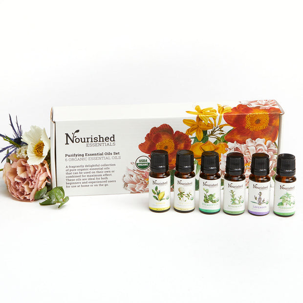 Purifying Essential Oils Kit