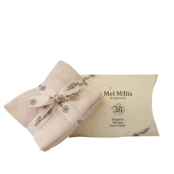 Mel Millis. Muslin Cloth Pack Of 3 - Paquete de 3 muselinas
