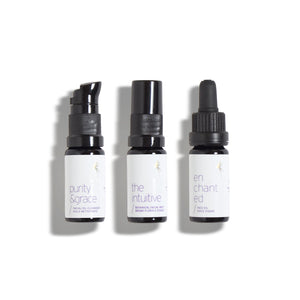 Facial essential kit nutritivo