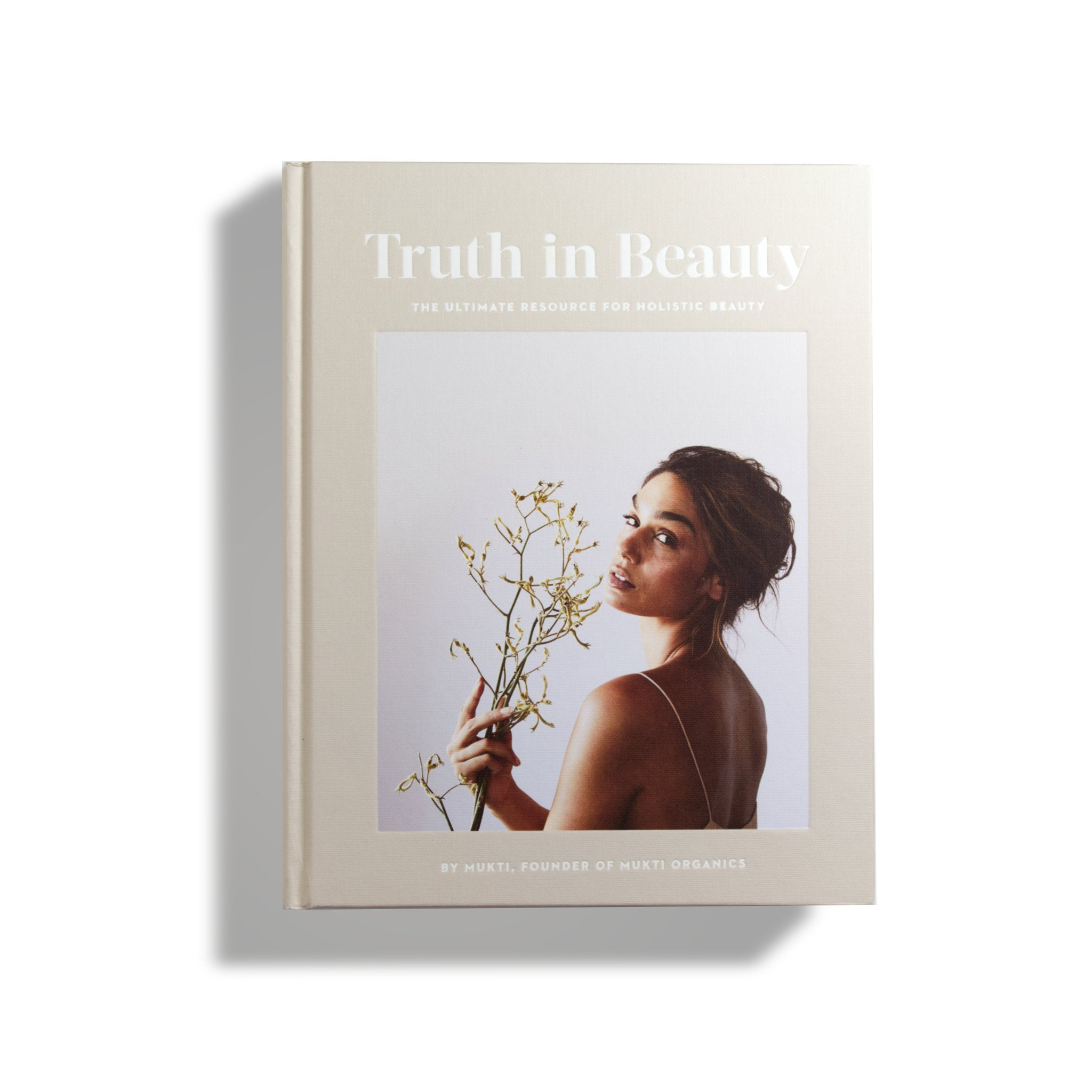 Libro Truth in Beauty de Mukti