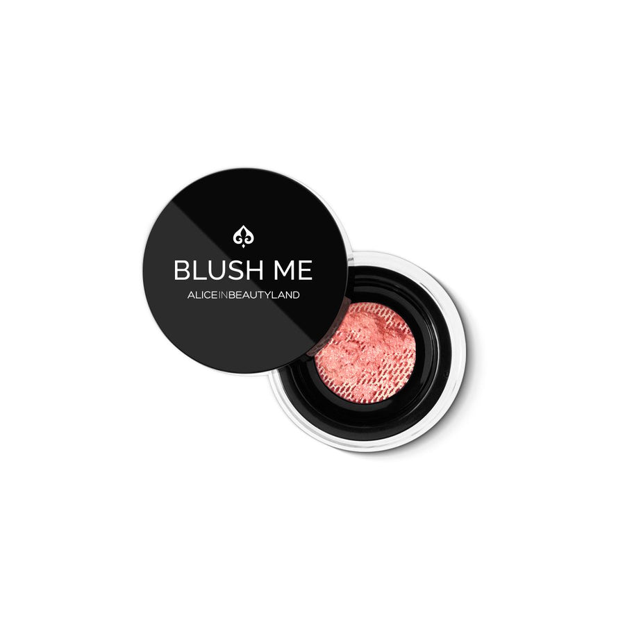 Blush Me. Colorete mineral natural de Alice in Beautyland color explorer