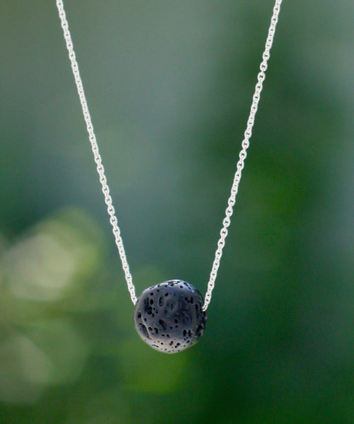 Lava Stone Diffuser Necklaces