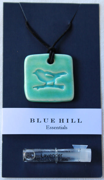 Essential Oil Pendant comes with free Lavender essential oil