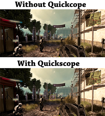 The Best FPS Reticle - Professional Gaming Crosshair