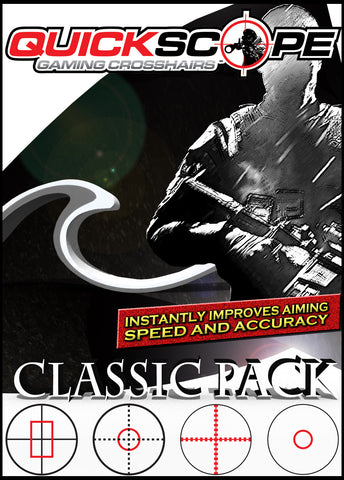 Classic Pack -Standard Size- Designed for screens under 38 inches - Cheatergear Hardcore Gaming Products