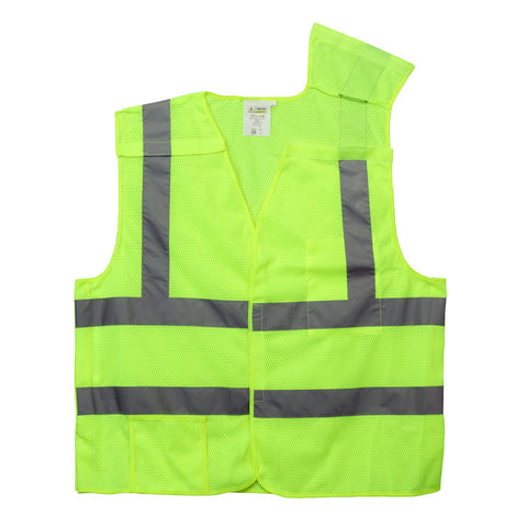 VB231P Type R, Class 2 - High Visibility Vest