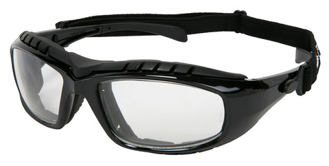 Hornet DX, Clear Max6™ Anti Fog lens, Foam Seal, Removable Strap, Replaceable Foam Insert - HDX110PF