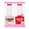 Gel & Nail Polish Twinset - Nº M018 - Candy Coat