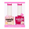 Gel & Nail Polish Twinset - Nº M045 - Candy Coat