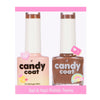 Gel & Nail Polish Twinset - Nº M075 - Candy Coat