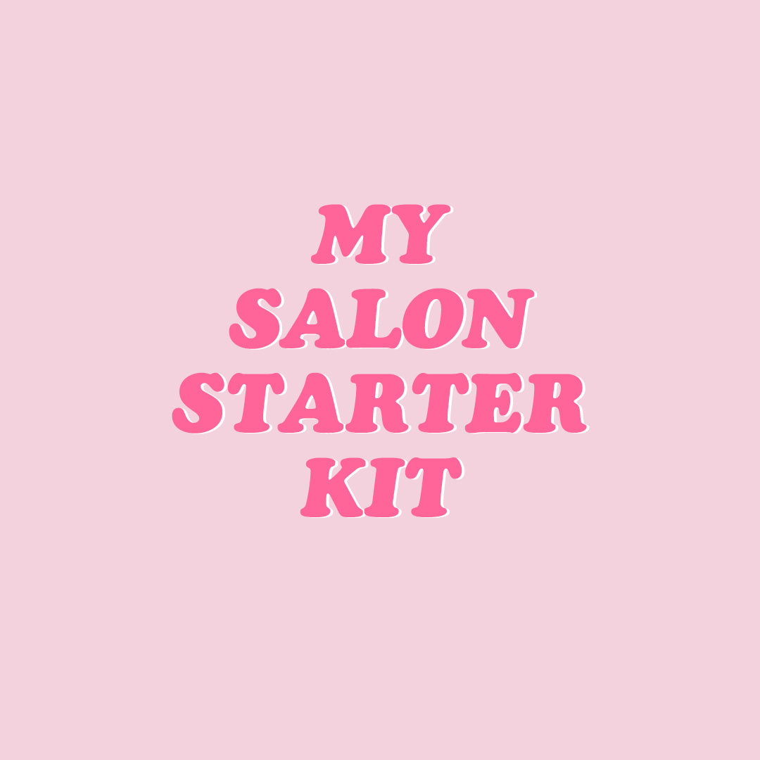My Salon Starter Candy Kit - Candy Coat