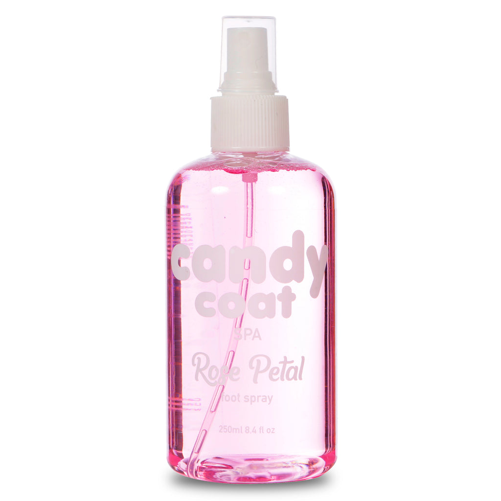 Candy Coat - Rose Petal Foot Spray - Candy Coat