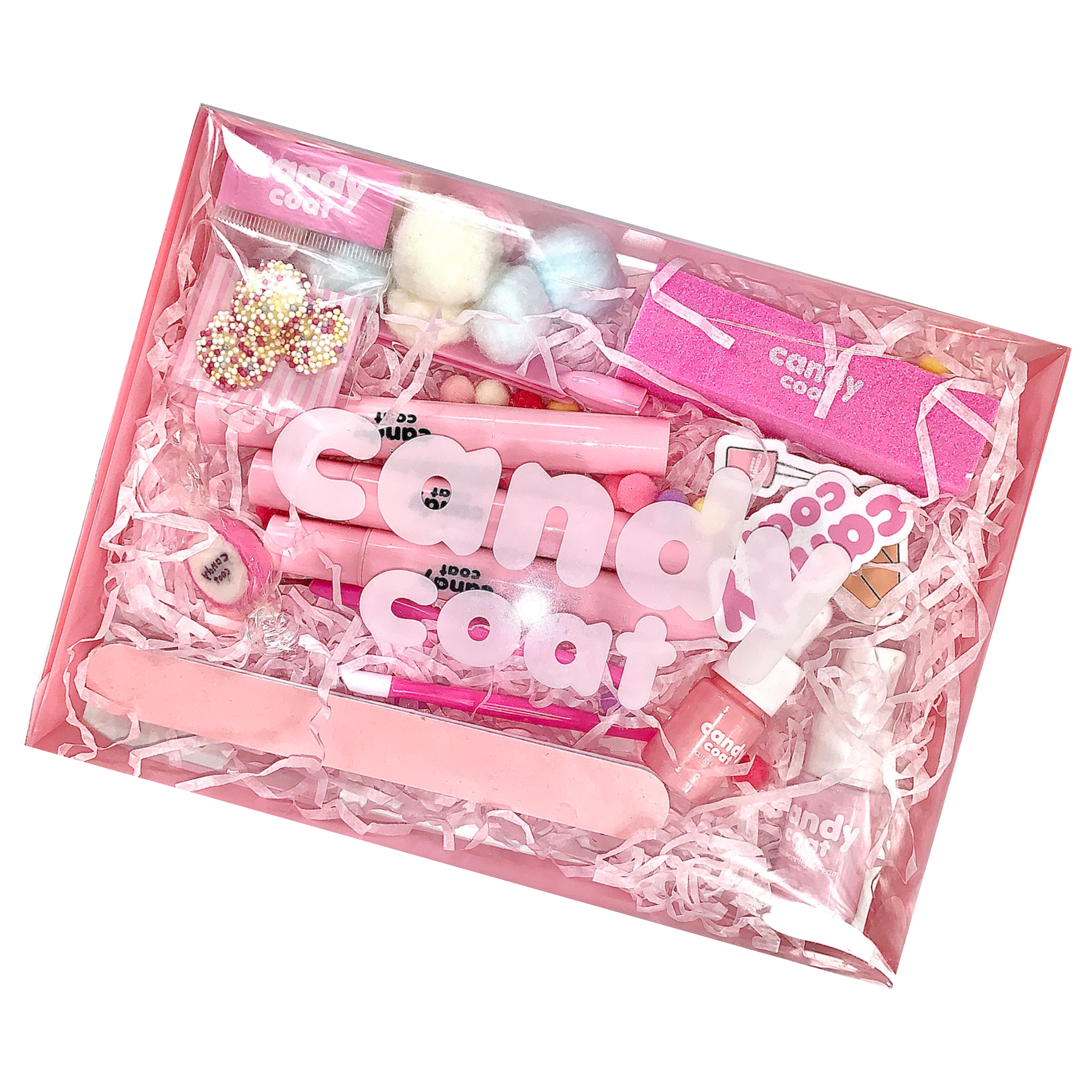 Mini Mani - Candy Stix Kit - Candy Coat