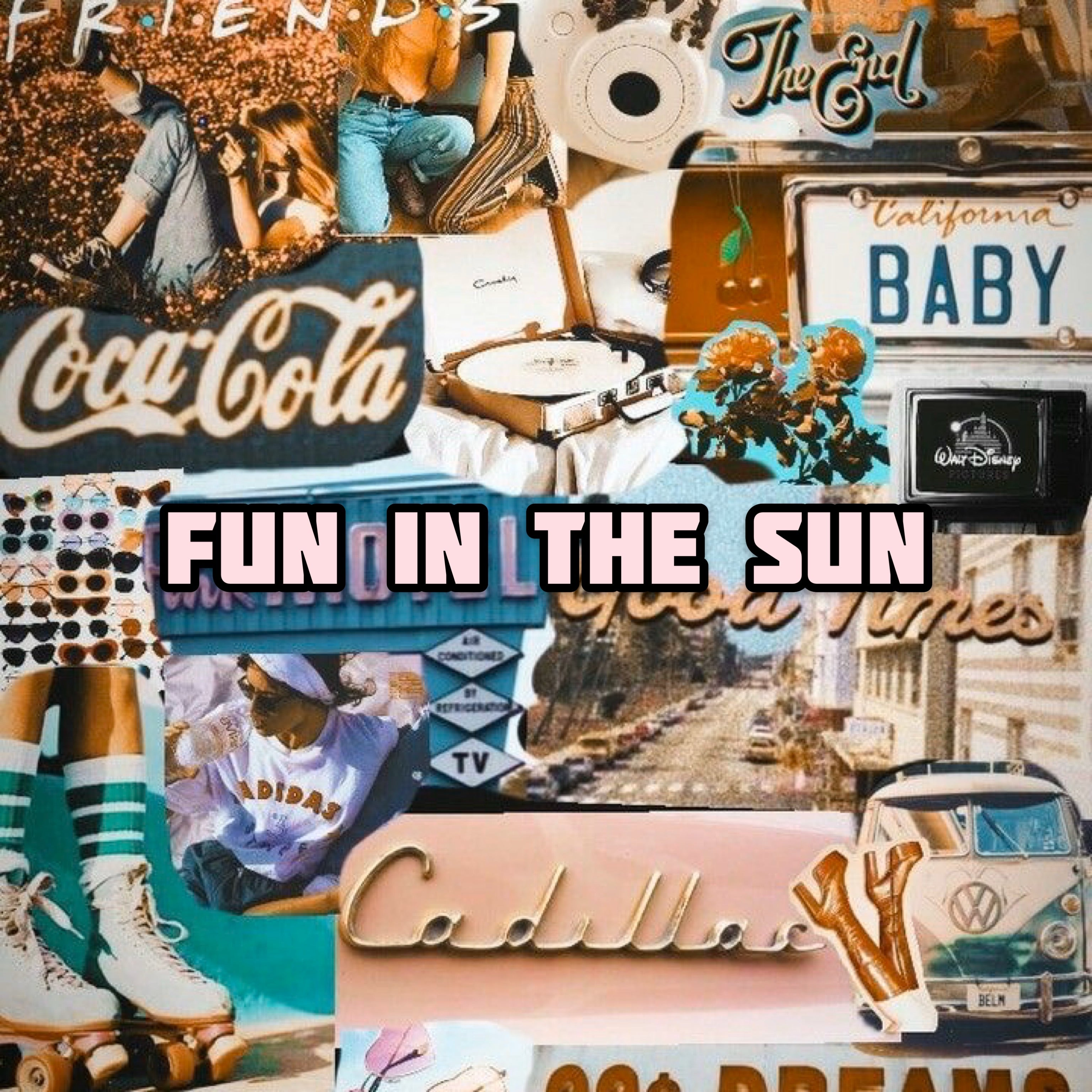 Fun in the Sun - Candy Coat