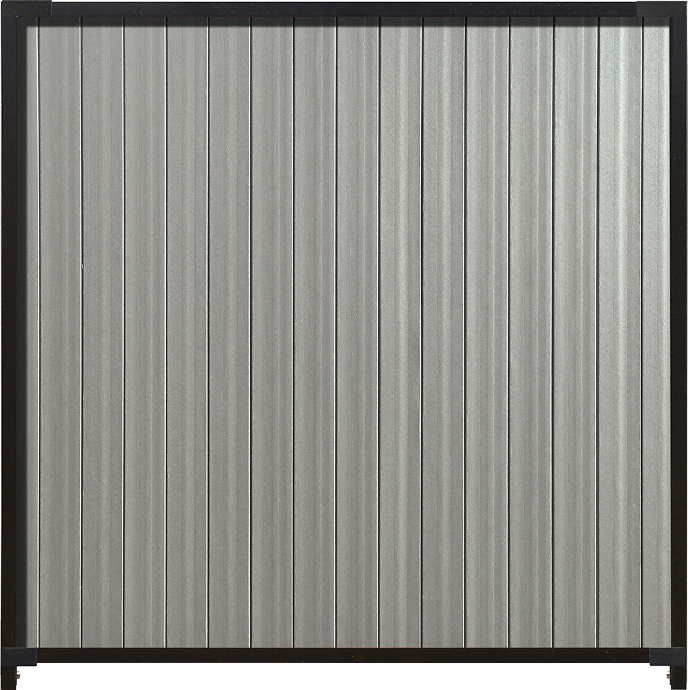 Mesa Panel - 6 ft. H x 8 ft. W with Hardware. Available in 4 color options.