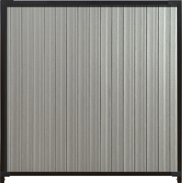 Mesa Panel - 4 ft. H x 6 ft. W with Hardware. Available in 4 color options.