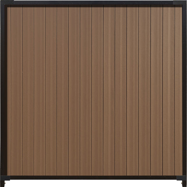 Mesa Panel - 4 ft. H x 8 ft. W with Hardware. Available in 4 color options.
