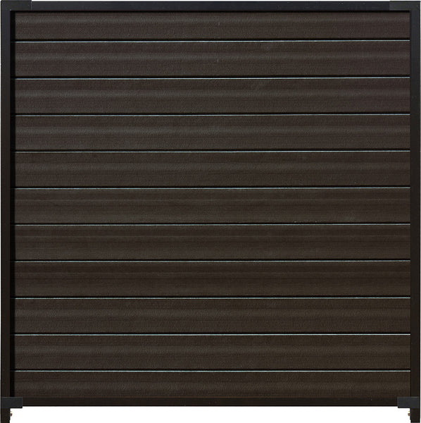 Santa Fe Panel - 8 ft. H x 8 ft. W with Hardware. Available in 4 color options.