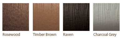 Weave Section - 6 ft. H x 6 ft. W with Hardware. Available in 4 color options.