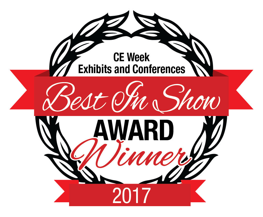 Whistler Wins Best of Show Award at CE Week 2017