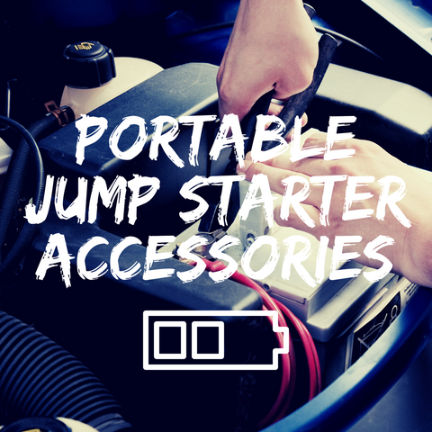 Portable Jump Start and Power Supply Accessories