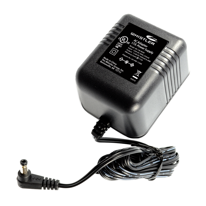 Radio Scanner - AC Adapter(for WS1065, WS1095, WS1098, & TRX-2 / TRX-2E) - Whistler Group