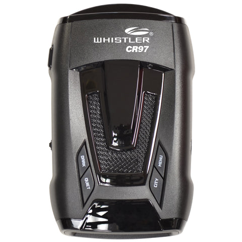 CR97 Maximum Performance Laser Radar Detector - Whistler Group
