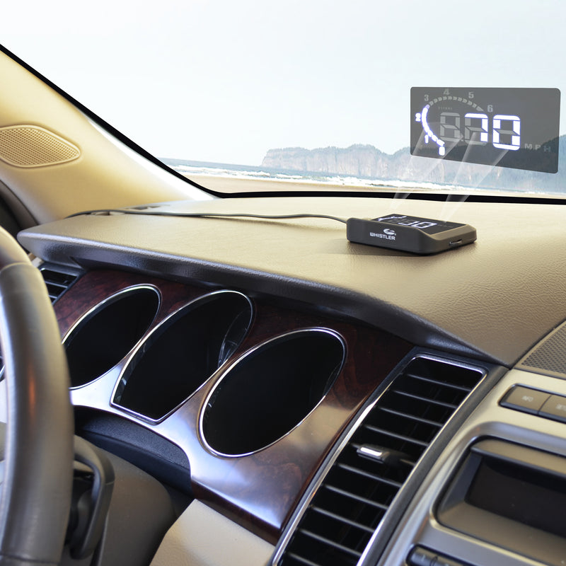 Heads Up Display - Whistler Group