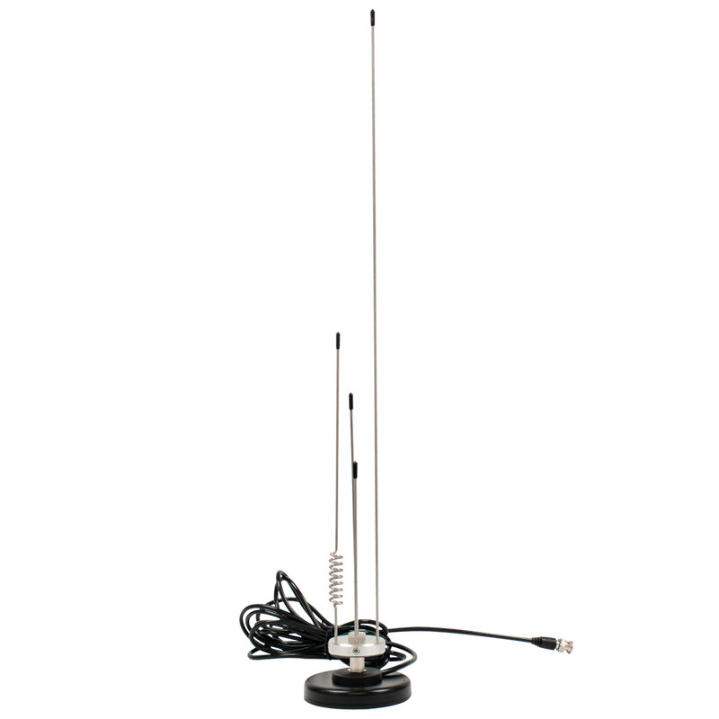 WMM-460 - Mobile/Desktop Radio Scanner Antenna - Multi Band - Whistler Group