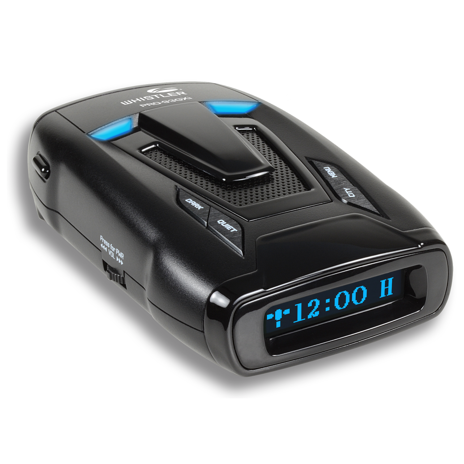 Pro-93GXi Radar Detector - INTERNATIONAL