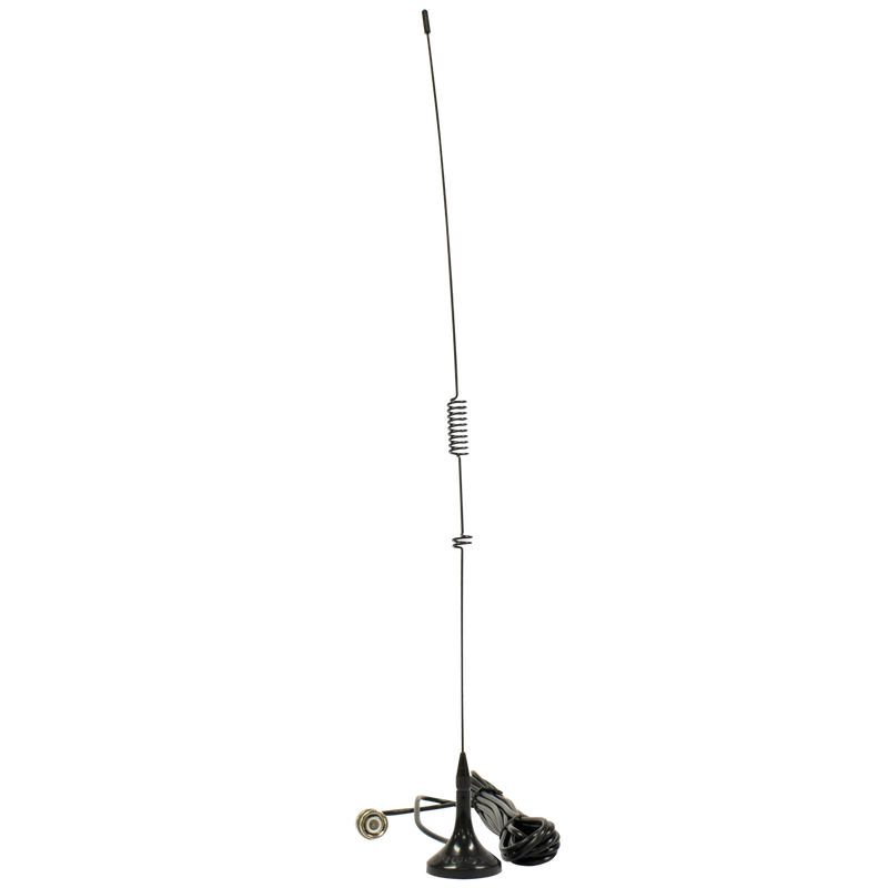WMM-160 - Magnetic Dual Band Radio Scanner Antenna - Whistler Group