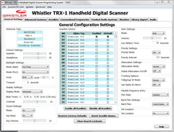 TRX-1 EZ Scan Software