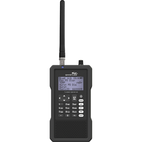 TRX-1 Digital Handheld Scanner Radio - Whistler Group