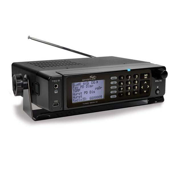 TRX-2E Digital Scanner Radio - Mobile/Desktop - INTERNATIONAL