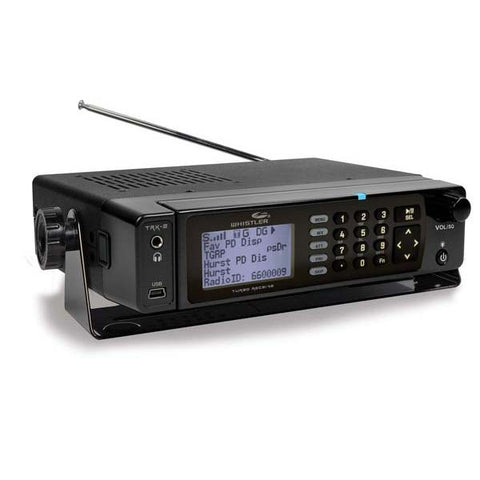 TRX-2 Digital Scanner Radio - Mobile/Desktop - Whistler Group