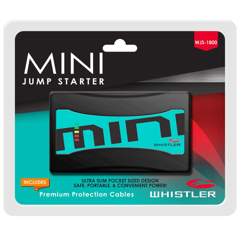 WJS-1800 MINI Jump Starter - Whistler Group