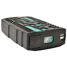 WJS-6000 Maxx Jump Starter Flashlight