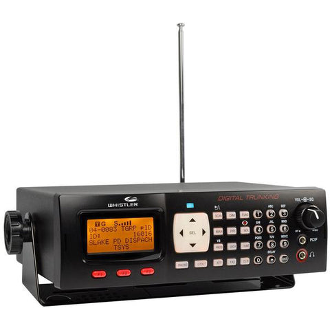 WS1065 - Desktop/Mobile Scanner Radio - Whistler Group