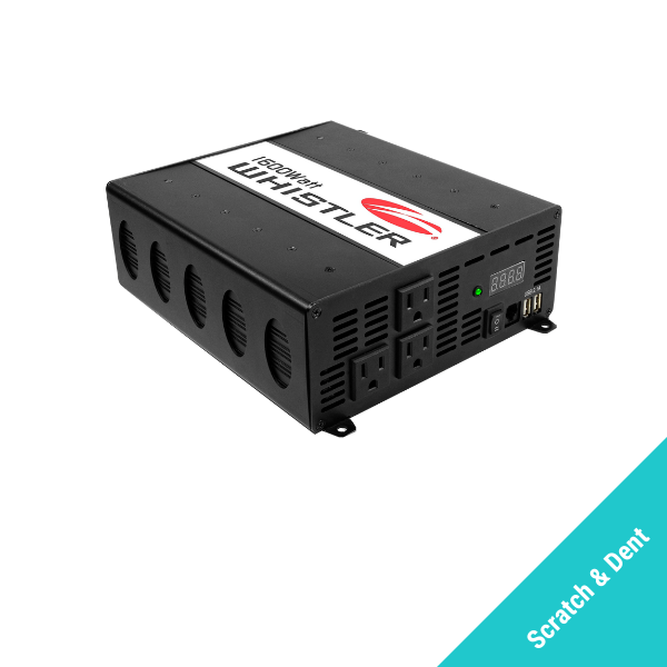 XP1600i - Power Inverter - *Scratch & Dent*