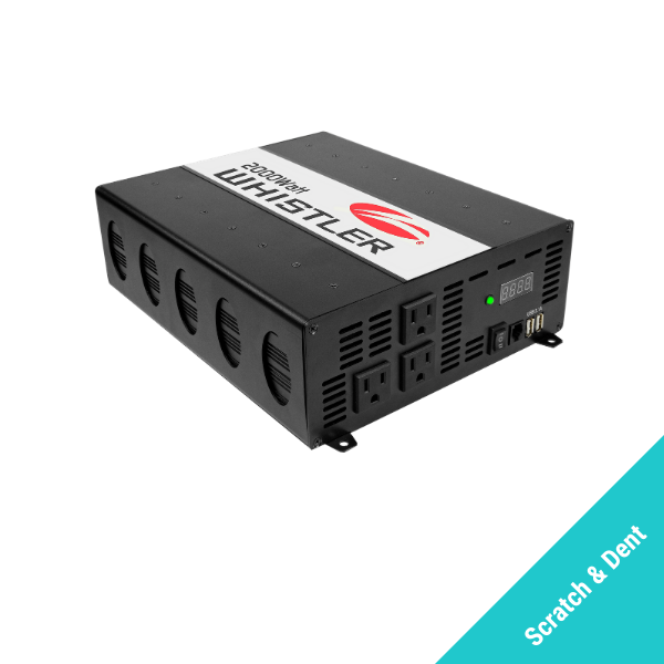 XP2000i - Power Inverter - *Scratch & Dent*