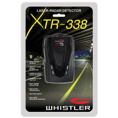Whistler XTR-338 - Whistler Group