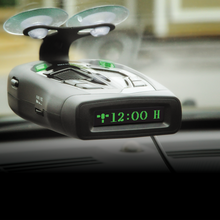 Z-31R+ Bilingual Laser Radar Detector (ENG/SPANISH) - Whistler Group
